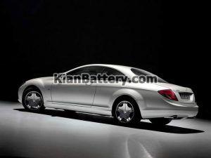 Mercedes Benz CL500 4 300x225 باتری بنز CL500