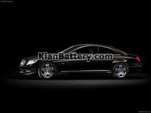 Mercedes Benz CL500 5 300x225 باتری بنز CL500