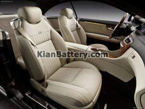 Mercedes Benz CL500 6 300x225 باتری بنز CL500