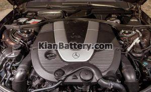 Mercedes Benz CL500 9 300x183 باتری بنز CL500
