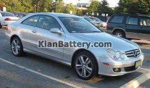 Mercedes Benz CLK 350 2 300x176 باتری بنز CLK350