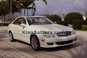 Mercedes Benz CLK 350 3 e1592631638377 300x202 باتری بنز CLK350