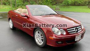 Mercedes Benz CLK 350 4 300x169 باتری بنز CLK350