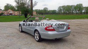 Mercedes Benz CLK 350 5 300x168 باتری بنز CLK350