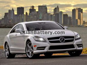 Mercedes Benz CLS350 1 300x225 باتری بنز CLS350