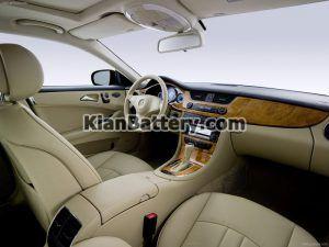 Mercedes Benz CLS350 17 300x225 باتری بنز CLS350