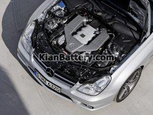 Mercedes Benz CLS350 18 300x225 باتری بنز CLS350