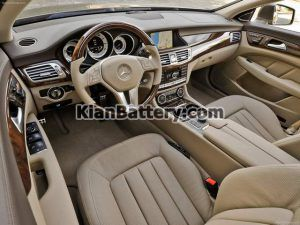 Mercedes Benz CLS350 8 300x225 باتری بنز CLS350