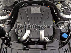 Mercedes Benz CLS350 9 300x225 باتری بنز CLS350