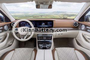 Mercedes Benz E200 6 300x200 باتری بنز E200