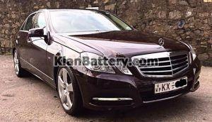 Mercedes Benz E200 7 300x172 باتری بنز E200