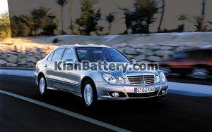 Mercedes Benz E200 8 300x188 باتری بنز E200