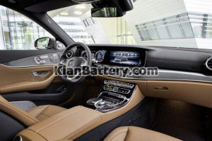 Mercedes Benz E250 4 300x200 باتری بنز E250