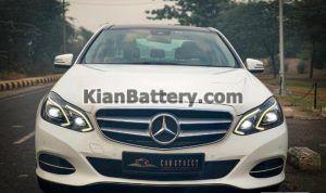 Mercedes Benz E250 8 300x178 باتری بنز E250