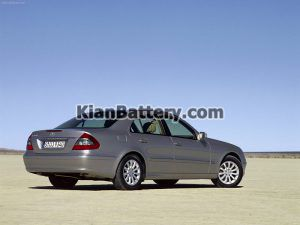 Mercedes Benz E280 4 300x225 باتری بنز E280