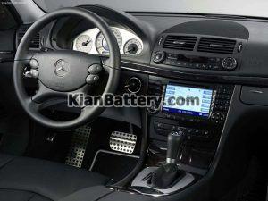 Mercedes Benz E280 7 300x225 باتری بنز E280