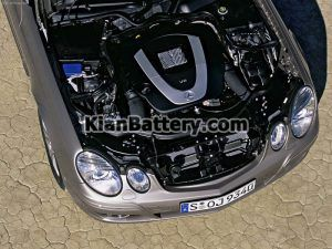 Mercedes Benz E280 8 300x225 باتری بنز E280