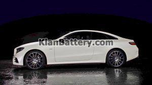 Mercedes Benz E350 Coupe 2 300x169 باتری بنز E350 کوپه