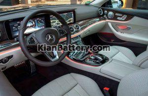 Mercedes Benz E350 Coupe 9 300x195 باتری بنز E350 کوپه