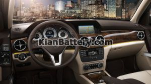 Mercedes Benz GLK350 11 300x168 باتری بنز GLK350