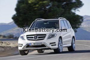 Mercedes Benz GLK350 3 300x200 باتری بنز GLK350