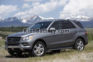 Mercedes Benz ML350 2 300x199 باتری بنز ML350