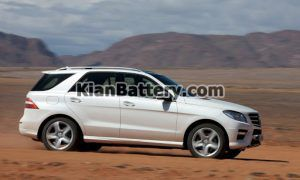 Mercedes Benz ML350 3 300x180 باتری بنز ML350