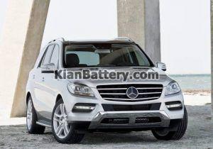 Mercedes Benz ML350 6 300x210 باتری بنز ML350