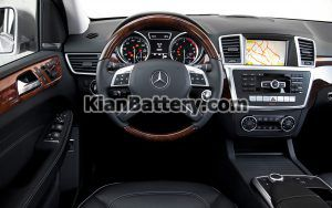 Mercedes Benz ML350 9 300x188 باتری بنز ML350
