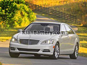 Mercedes Benz S350 11 300x222 باتری بنز اس 350
