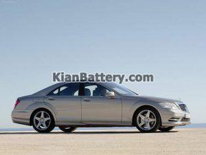 Mercedes Benz S350 4 300x225 باتری بنز اس 350