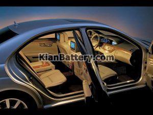 Mercedes Benz S350 6 300x225 باتری بنز اس 350