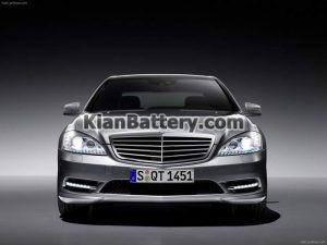 Mercedes Benz S500 10 300x225 باتری بنز اس 500