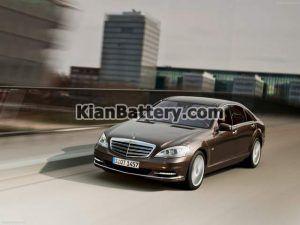 Mercedes Benz S500 11 300x225 باتری بنز اس 500