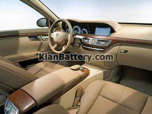 Mercedes Benz S500 15 300x225 باتری بنز اس 500
