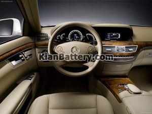Mercedes Benz S500 17 300x225 باتری بنز اس 500