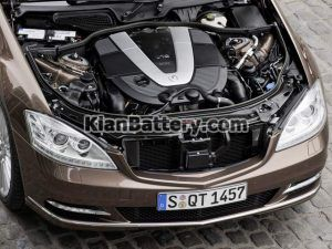 Mercedes Benz S500 18 300x225 باتری بنز اس 500