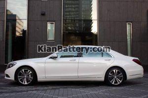 Mercedes Benz S500 5 300x199 باتری بنز اس 500