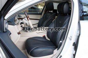 Mercedes Benz S500 6 300x199 باتری بنز اس 500