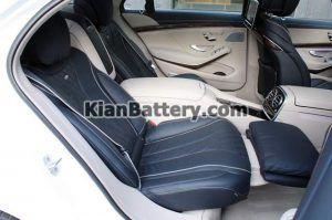 Mercedes Benz S500 7 300x199 باتری بنز اس 500