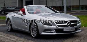 Mercedes Benz SL500 3 300x145 باتری بنز SL500