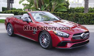 Mercedes Benz SL500 4 300x180 باتری بنز SL500