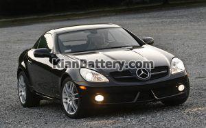 Mercedes Benz SLK200 10 300x187 باتری بنز SLK200