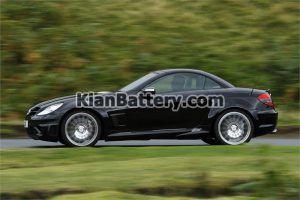 Mercedes Benz SLK200 11 300x200 باتری بنز SLK200