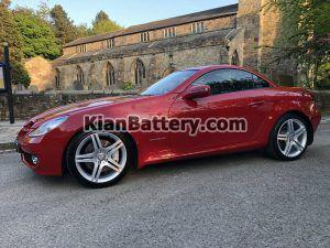 Mercedes Benz SLK200 13 300x225 باتری بنز SLK200