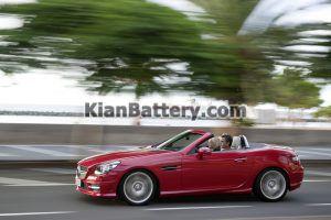 Mercedes Benz SLK200 14 300x200 باتری بنز SLK200