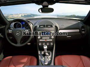 Mercedes Benz SLK200 15 300x225 باتری بنز SLK200
