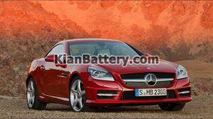 Mercedes Benz SLK350 1 300x169 باتری بنز SLK350