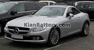 Mercedes Benz SLK350 3 300x159 باتری بنز SLK350
