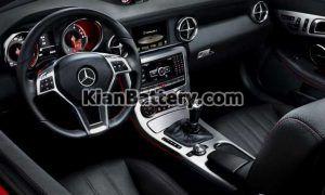 Mercedes Benz SLK350 5 300x180 باتری بنز SLK350
